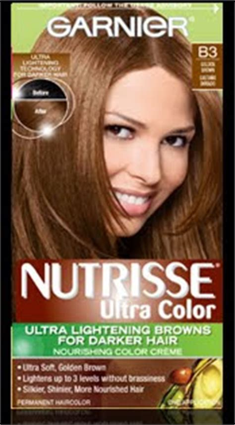 does nutrisse ultra colour dye have ppd in it beautytiptoday com new nutrisse ultra color lightens dark