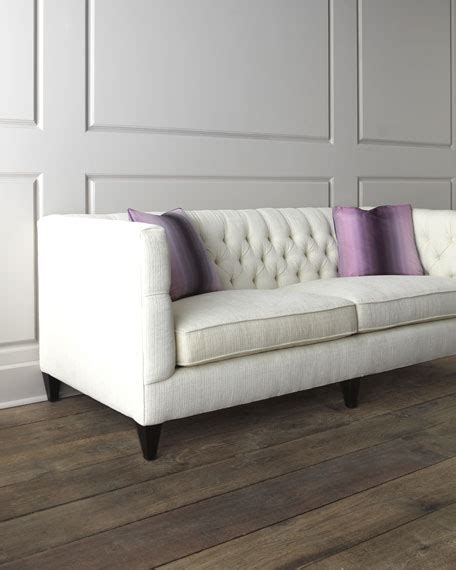 dusk tufted sofa neiman fulton tufted sofa