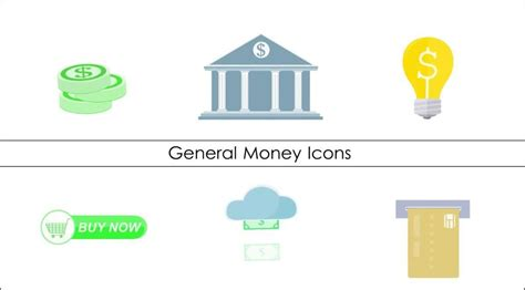 80 Animated Money Icons Pack After Effects Templates Free After Effects Template Videohive Animated Emoticons Pack After Effects Template