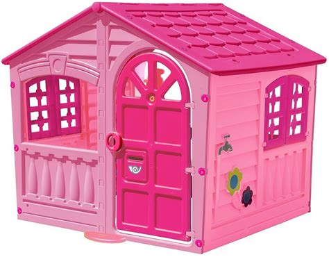 Ove Decor Kids Outdoor Playhouse Children Toddler Yard Indoor Girls