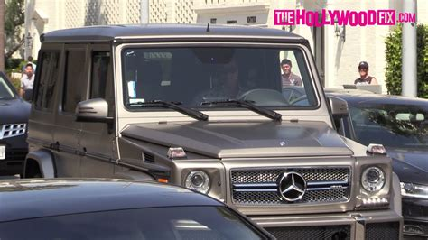 customized g wagon sylvester stallone cruises through beverly hills in his