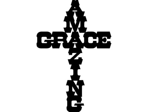 amazing grace dxf file   axisco