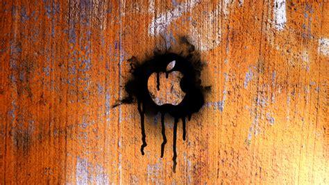 spray paint logo spray paint apple logo hd wallpapers