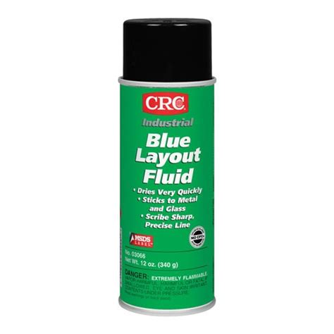 Layout Liquid | crc blue layout fluid aerosol 03066