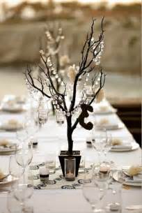 table centerpieces winter wedding table d 233 cor ideas wedding colours