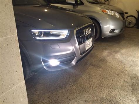 audi fog lights q3 fog light bulb replacement audiworld forums