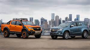 gm releases colorado xtreme and trailblazer premier