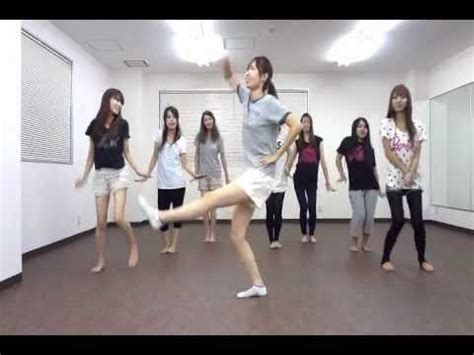tutorial dance snsd genie 少女時代 girls generation snsd mr taxi genie 練習動画 dance