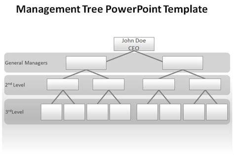 organogram template powerpoint blank organizational chart sles