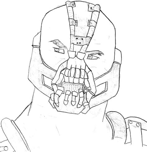 batman dark knight coloring pages to print bane batman from the dark knight rises coloring pages