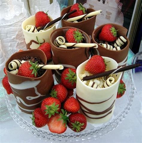 Food Design Pretty Delicious by Beautiful Chocolate Delicious Desserts Food Image