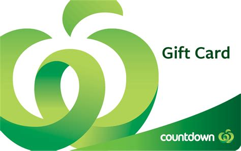 Gift Cards Nz - countdown gift cards