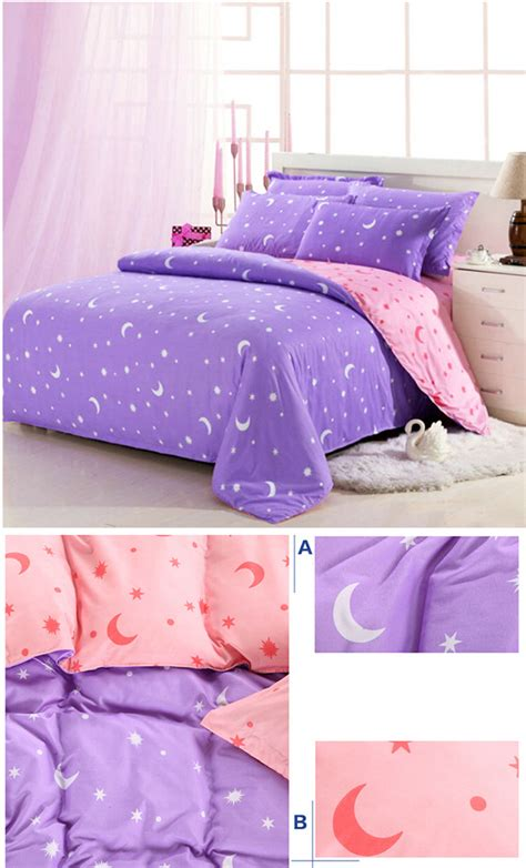 star bed bedding sailor moon bedding sets collections