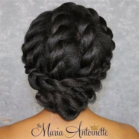 Black Wedding Hairstyles With Braids by 25 Best Ideas About Hair Updo On