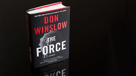 book review  force  don winslow npr