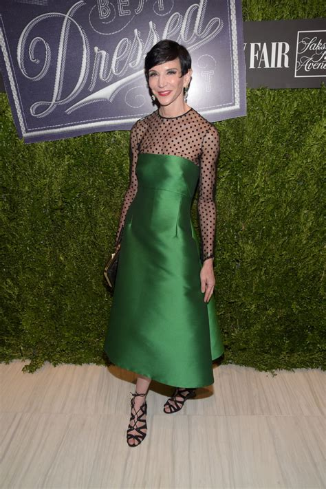 Vanity Fair Best Dressed List by Collins Photos Photos Saks Fifth Avenue