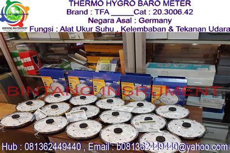 Jual Hygrometer Thermometer Analog Surabaya bintang instrument 081362449440 jual thermometer thermometer thermo maxi mini