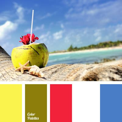 hawaii colors color palette for in style of quot hawaii quot color