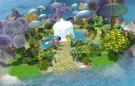 mod  sims secret fairy hangout