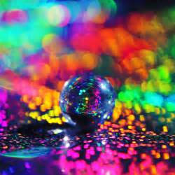 colorful glitter colorful glitter photography rainbow image 300458 on