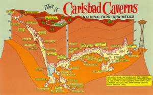 carlsbad caverns maps npmaps just free maps period