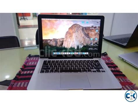 Macbook Pro I5 Second macbook pro 13 3 i5 3rd generation clickbd