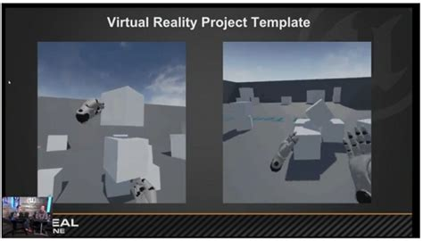 Ue4 Vr Template New Vr Features Detailed For Unreal Engine 4 13 Update Including Templates And Faster Rendering