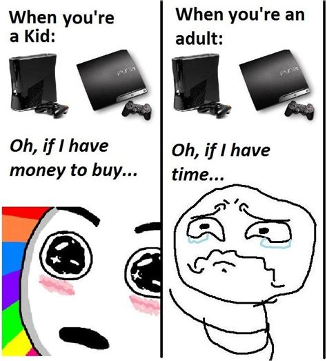 when you re a kid oh if i have money to buy when you re