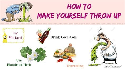 12 tips and ways on how to make yourself throw up fast
