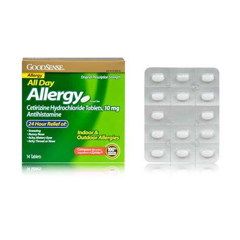 Obat Cetirizine Hcl 10 Mg cetirizine hydrochloride tablets 10mg side effects