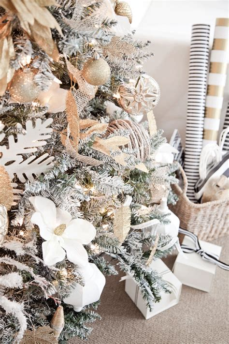 how much ribbon for a 7ft tree boxwood clippings 187 archive 187 refreshing greenery em s gold and white tree