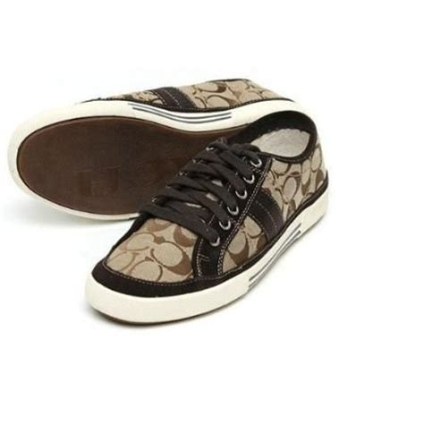 coach mens sneakers coach s brad fashion sneaker style for him