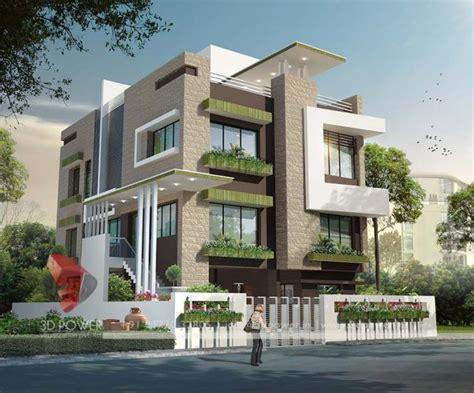 3d bungalow plans high class bungalow design 3d power