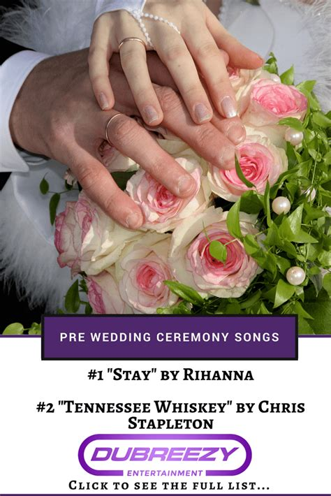 Wedding Ceremony Playlist by The Best Pre Wedding Ceremony Songs Playlist Seattle