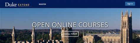 Duke Distance Mba by Duke Extend A New Platform For Creating Courses
