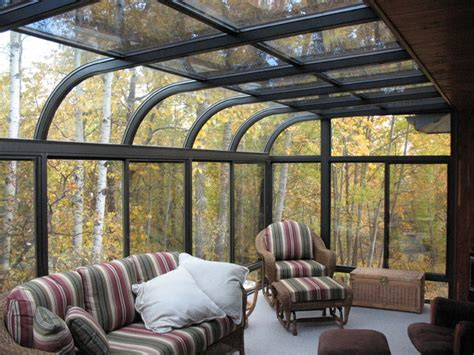 Country Home Decor Cheap 230 Curve Four Seasons Sunroom Living Room Contemporary
