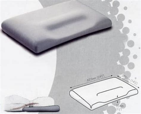 Silent Anti Snore Pillow by Dentons Anti Snore Silent Pillow Independent