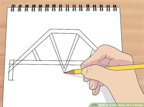 bridge design contest tips 3 ways to build a balsa wood bridge wikihow