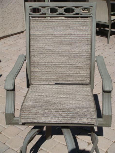 Patio Chair Replacement Fabric Patio Sling Fabric Replacement Ft 109 Durango Textilene 174 Wicker