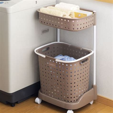 Bathroom Storage Shelves With Baskets Clothes Basket Clothes Storage Basket Laundry Basket Bathroom Storage Box Shelf