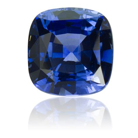 Blue Saphire Ceylon ceylon cornflower blue sapphire 3 52ct king gems