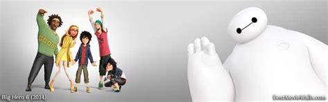 baymax waving wallpaper big hero 6 bestmoviewalls dual01 by bestmoviewalls on