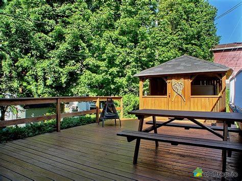 ensemble patio a vendre maison vendu sutton immobilier qu 233 bec duproprio 276568