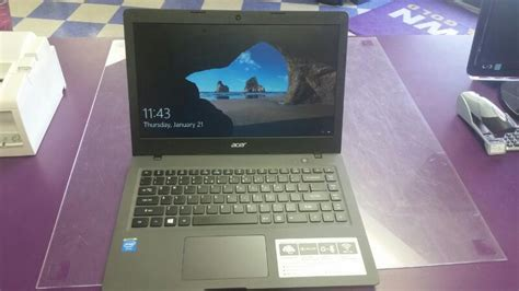 Ram Laptop Acer One 14 acer aspire one cloudbook laptop n15v2 14 quot 2gb ram 32gbhdd win 10 buya