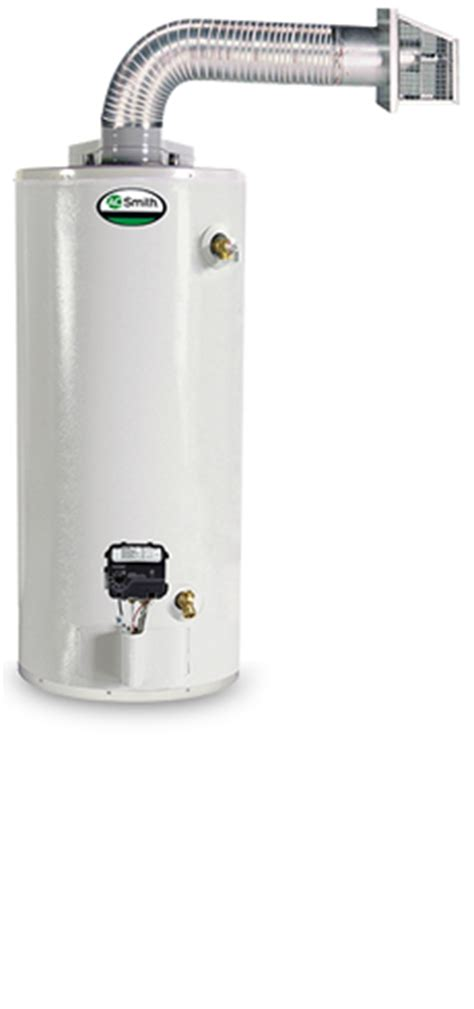ProMax® Ultra Low NOx Direct Vent 50 Gallon Gas Water Heater