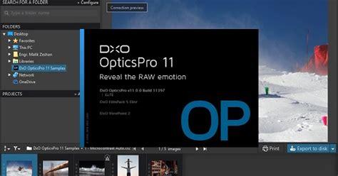 full version free software download sites dxo optics pro 11 free download free software download