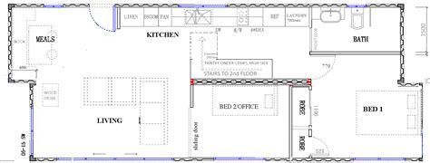 container floor plans container home floor plan blue mountains shipping