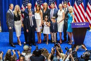 donald family photos donald trump family guide ivanka melania tiffany and