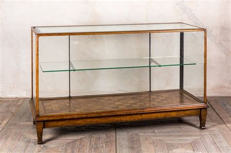 Shop Display Cabinet Vintage Vintage Shop Display Cabinet With Wooden Frame Antiques