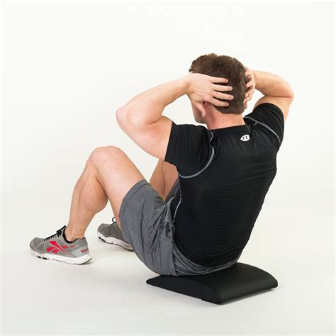 Mat Ab Workout by Professional Grade Exercise Ab Mat Black Mountain Products
